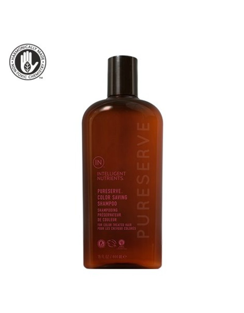 Intelligent Nutrients Intelligent Nutrients Pureserve Color Saving Shampoo 15 oz.
