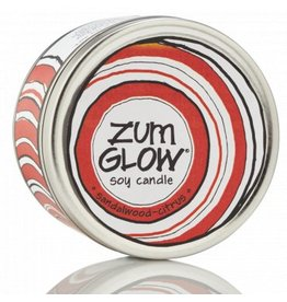 Zum Zum Glow Candle 7 oz. Sandalwood - Citrus