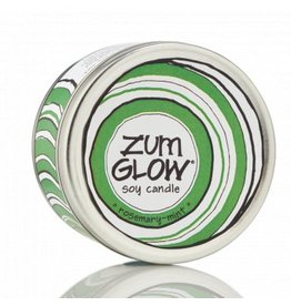 Zum Zum Glow Candle 7 oz. Rosemary - Mint