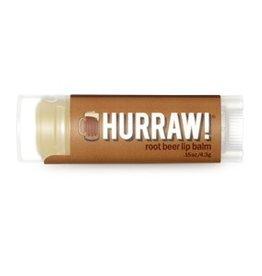 Hurraw Hurraw Organic Vegan Lip Balm .15 oz  Rootbeer