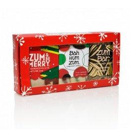 Zum Mini Zum Bar Trio - Zum & Be Merry, Bah Hum Zum, Frankincense & Myrrh