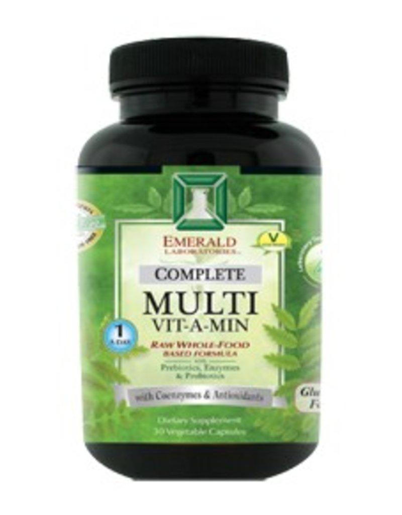 Emerald Laboratories - CoEnzymated Complete Multi Vitamin 1 A Day