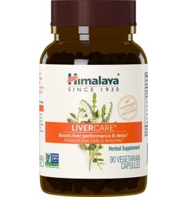 Himalaya Himalaya Formulas - Liver Care Herbal Supplement - 180 Vegetarian Capsules
