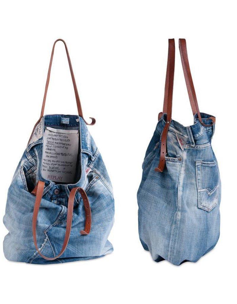 Burberry Jeans Handtas voor vrouwen