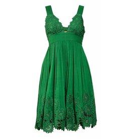 Carhart Collette, florentinisch Dschungel Kleid