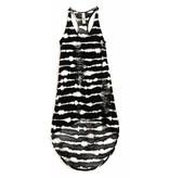 Coco Lee Sassy, loose fit dual tone dress