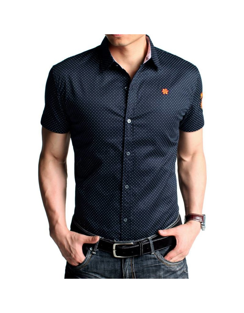 Chanel Dotted Men's Shirt