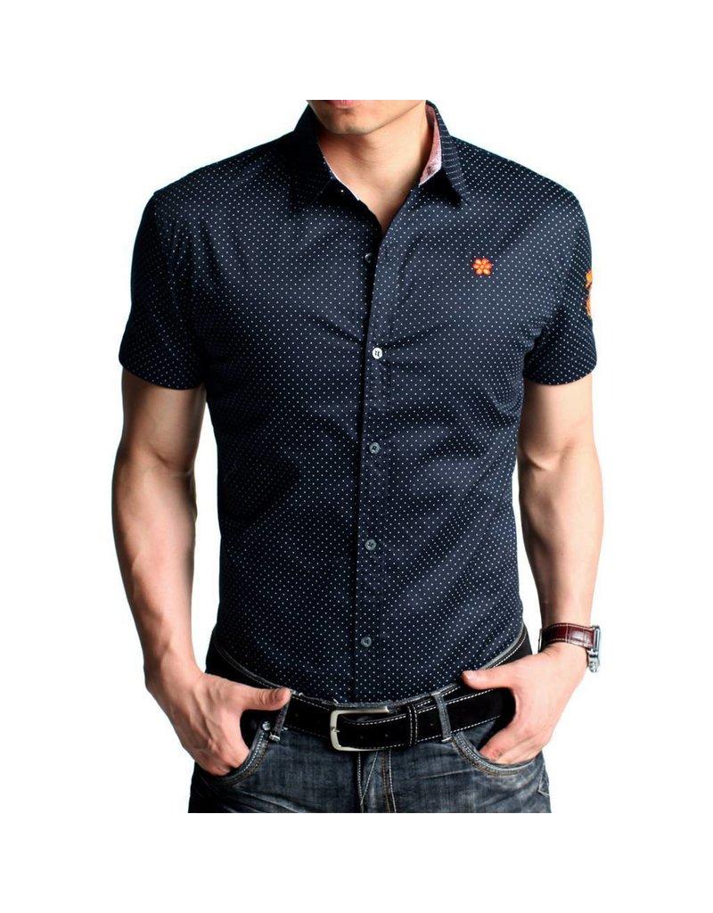 Chanel Gepunktete Hemd der Männer