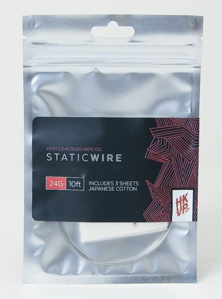 Static Wire 24g by HKVape Co.