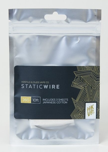 Static Wire 26g by HKVape Co.