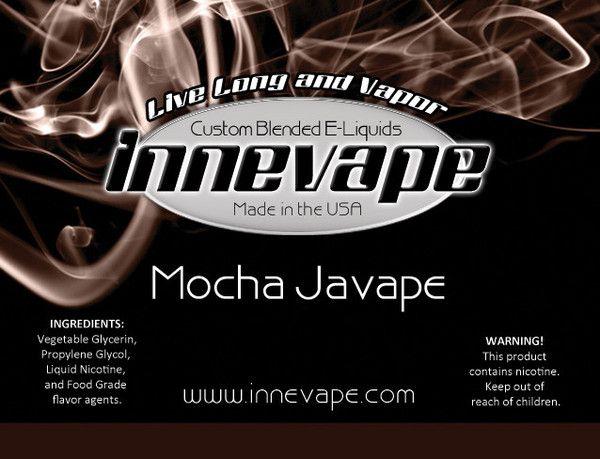 Innevape - Mocha Javape