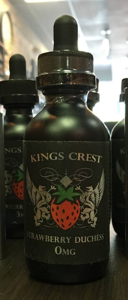 Kings Crest - Strawberry Duchess