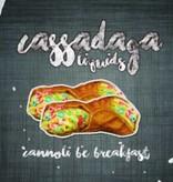 Cazzadaga Liquids Cassadaga Liquid - Cannoli Be Breakfast