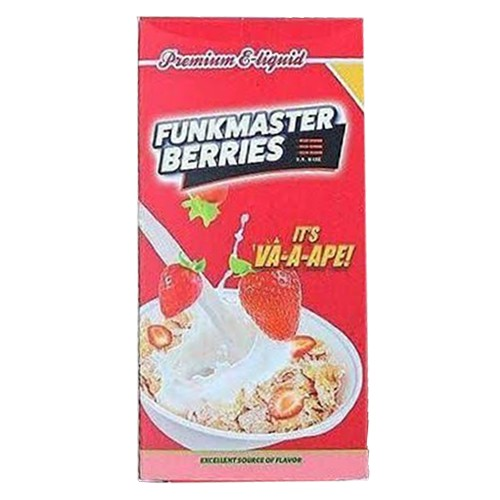 Paragon Liquids - Funkmaster Berries