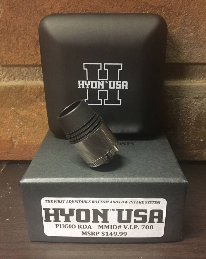 Hyon Pugio RDA with Sicario Sleeve (Limited Edition) by Hyon