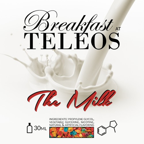 Teleos - The Milk (Breakfast At Teleos)