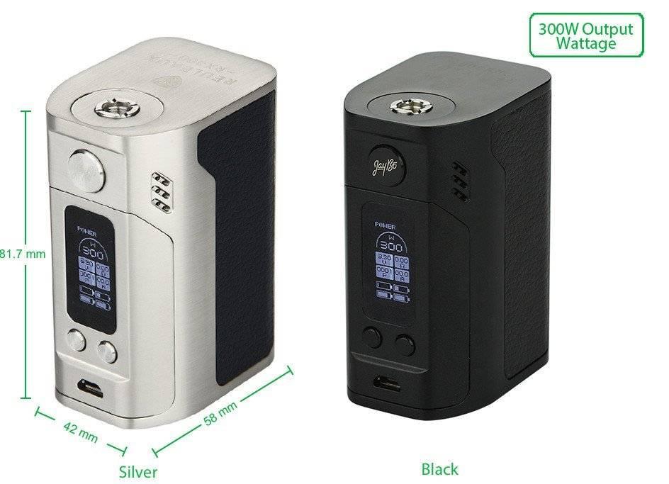 Wismec Reuleaux RX300 T Mod