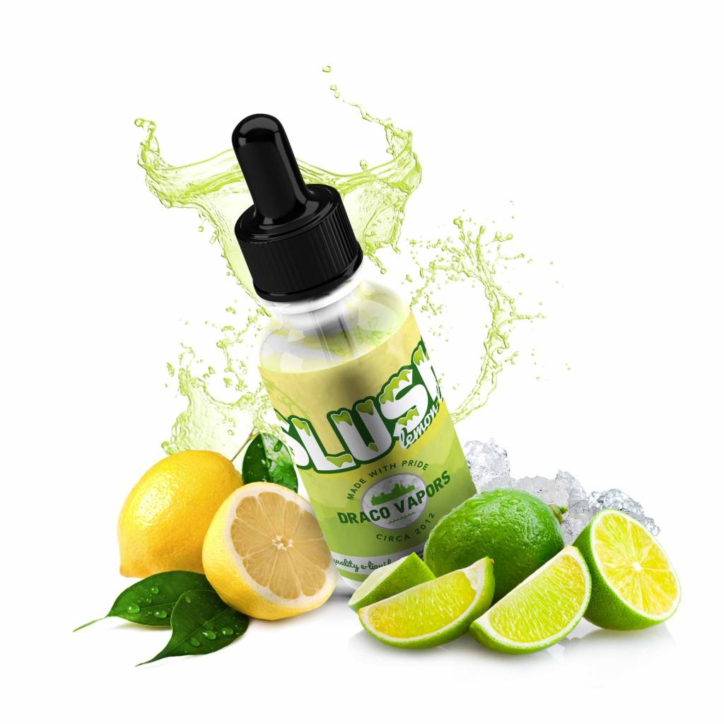 Draco Vapors - Slush Lemon Lime