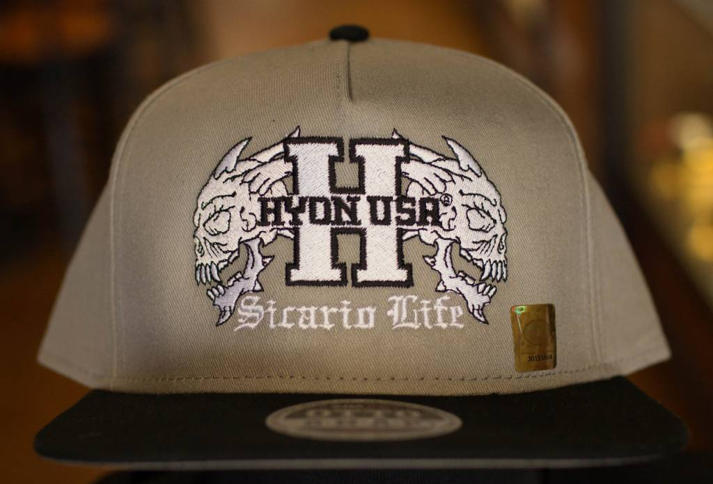Hyon Snap Back Baseball Cap