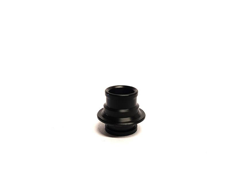 DDP Vape Black Delrin Tip for Typhon RDA by DDP