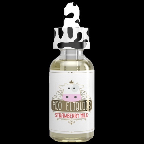 Moo Eliquid Moo Eliquid - Strawberry Milk