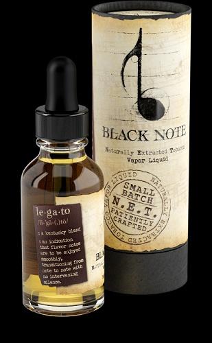 Black Note - Legato