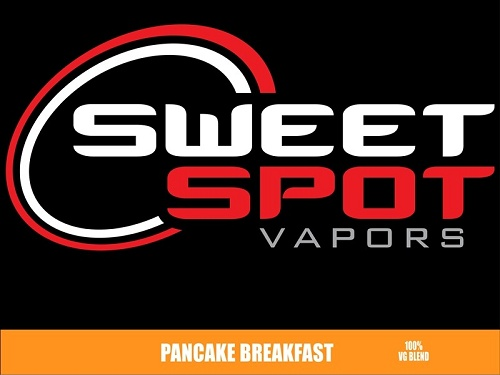 Sweet Spot Vapor - Pancake Breakfast