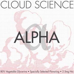 Cloud Science - Alpha