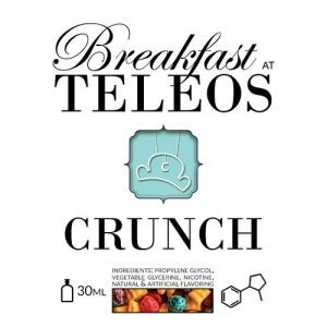 Teleos - Crunch (Breakfast at Teleos)