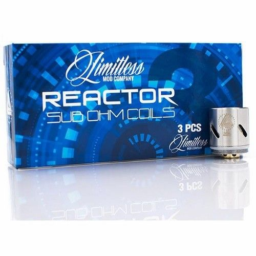 Limitless Limitless - Reactor Replacement Coils