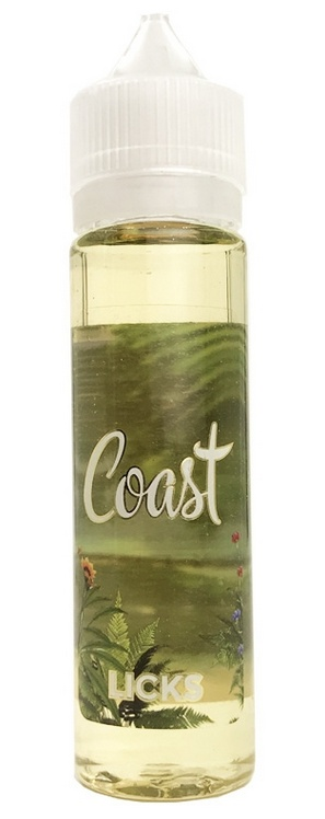 Coast E-Liquid - Licks