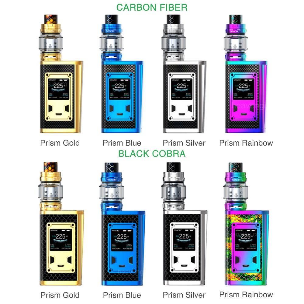Smok SMOK - Majesty 225W TC Box Mod Luxe Edition and TFV12 Prince Full Kit