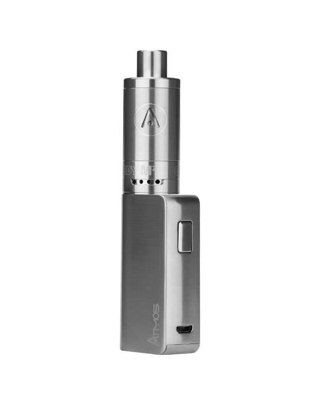 Atmos Rx Atmos - Greedy M2 60W Kit - Stainless Steel