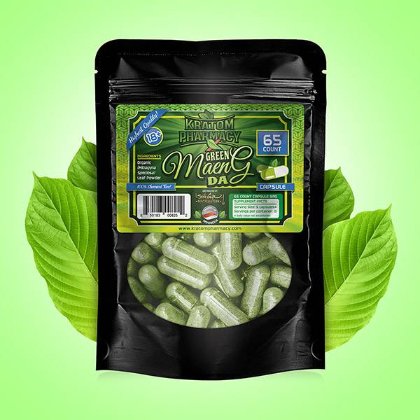 Kratom Pharmacy Kratom Pharmacy - Capsules