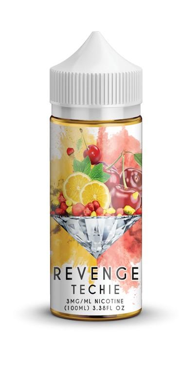 Revenge E-Liquid Revenge E-Liquid - Techie