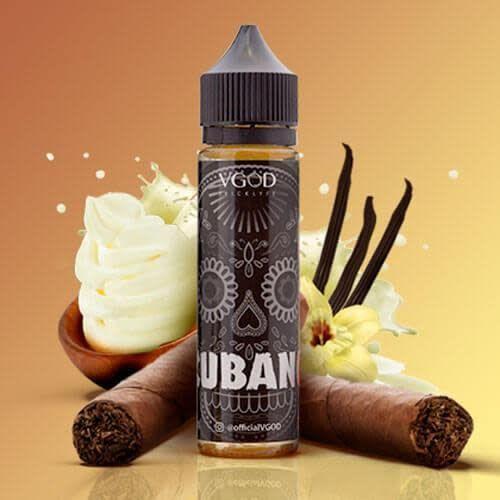 VGOD VGOD - Cubano Salt Nicotine