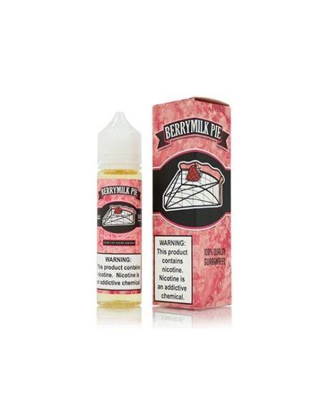 Primitive Vapor Co. Primitive Vapor Co. - Berrymilk Pie