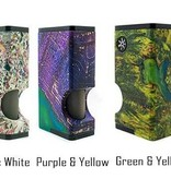 Asmodus - Ultroner Luna Stabilized Wood Box Mod With Extra Bottle