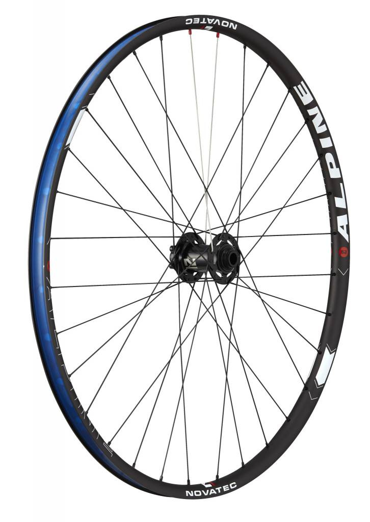 Novatec USA Novatec Alpine Wheelset Black