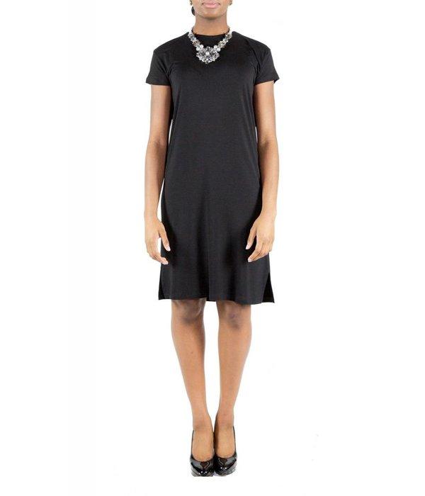 Hannah Dress Black Large