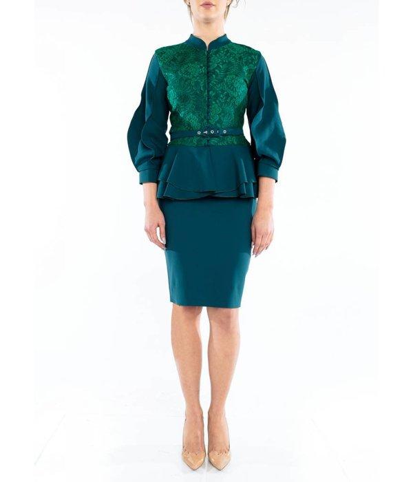 Azalea Skirt Suit