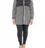 Andria Blouse Ivory