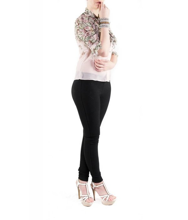 Angelica Blouse Pastel Pink