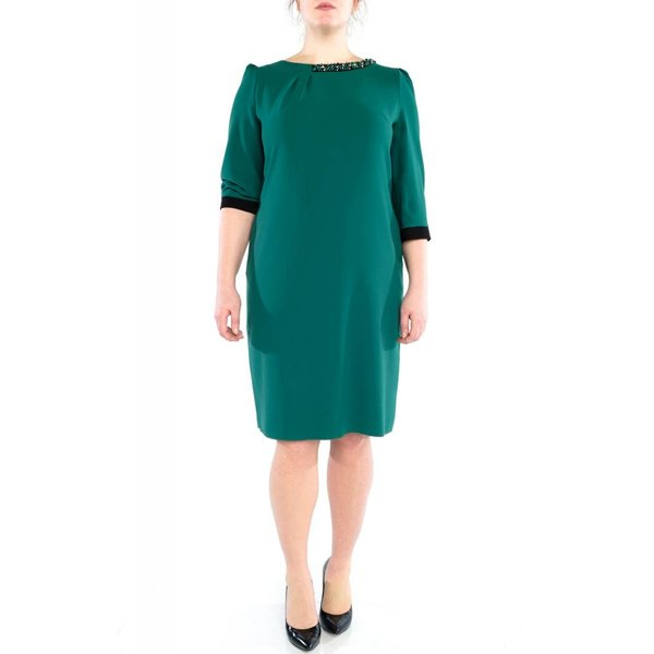 Aurora Dress Green