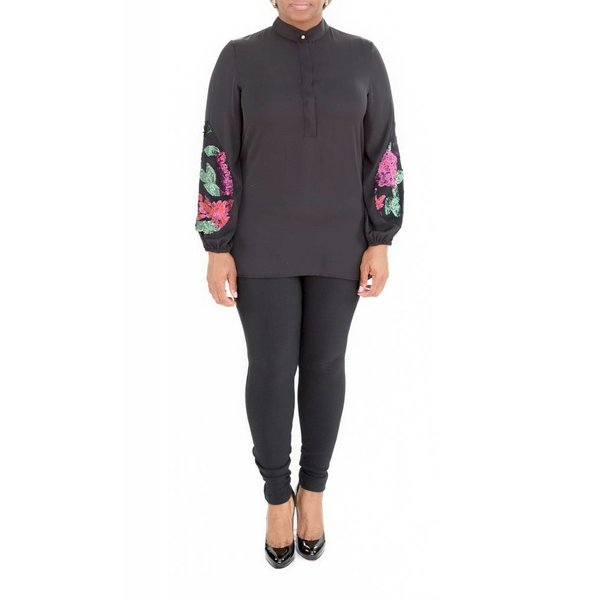 Avery Tunic Black
