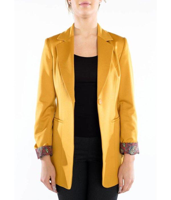Aviana Jacket Mustard
