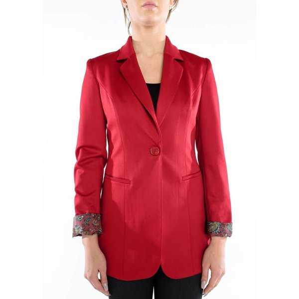 Aviana Jacket Red