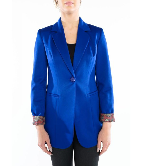 Aviana Jacket Royal Blue