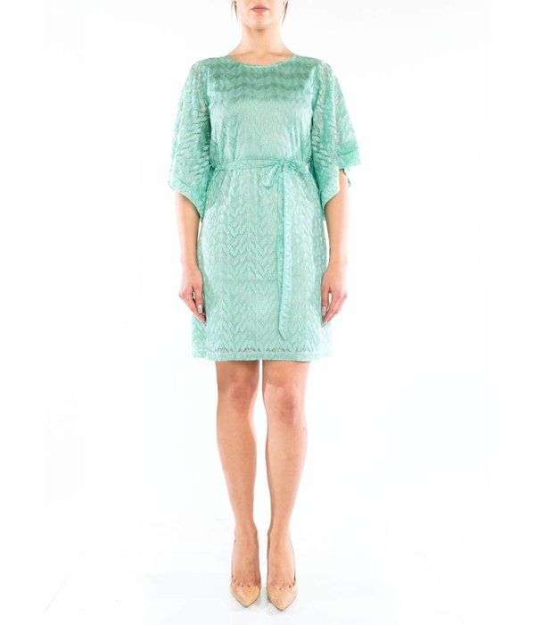 Crystal Dress Mint Green