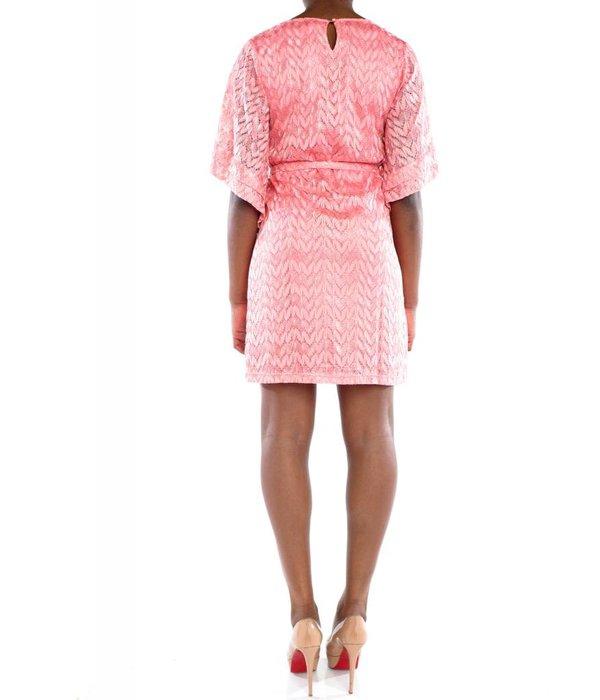 Crystal Dress Peach Size 6